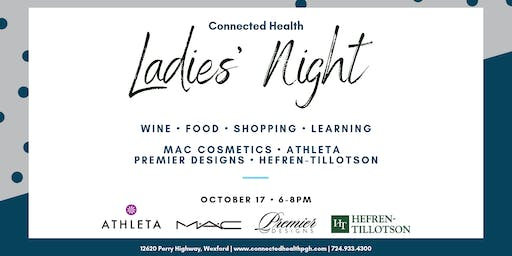 Ladies Night at Connected Health