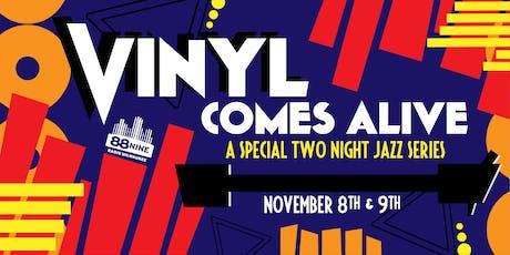 Vinyl Comes Alive tickets