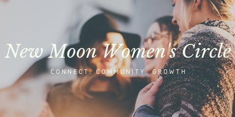 October New Moon Women's Circle tickets