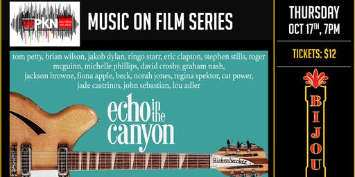 Film - Echo in the Canyon