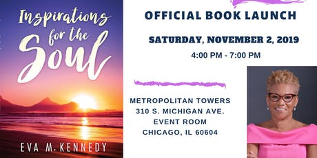 Official Book Launch - Inspirations for the Soul tickets