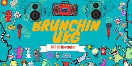 Brunch'in & UKG with FONTI (Heartless Crew) tickets