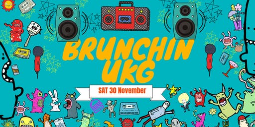 Brunch'in & UKG with FONTI (Heartless Crew)