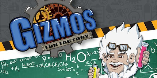 Gizmo's Fun Factory- Special Needs Event!