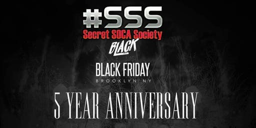 #SSS Blackout 5th Anniversary