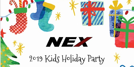 NEX Kids Holiday Party