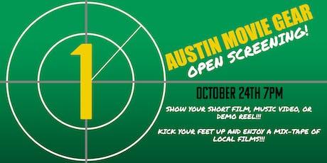 AMG Studio: Free Open Screening Night! tickets