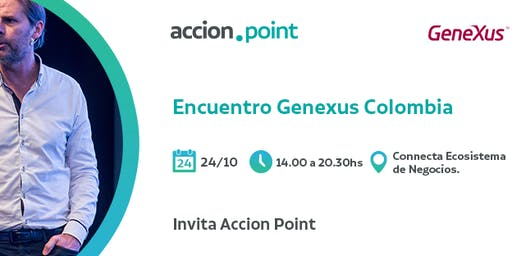 Encuentro GeneXus Colombia