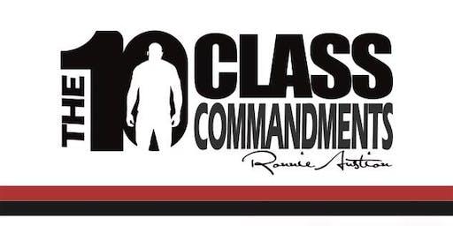 10 Class Commandments  - The Art of Classroom Management PD