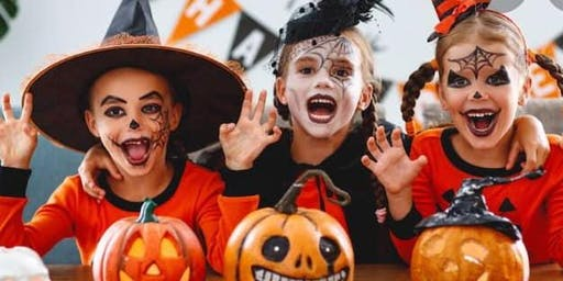 Nene Valley Tots Halloween Party