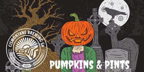 Pumpkins and Pints tickets