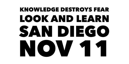 knowledge destroys fear. look & learn...