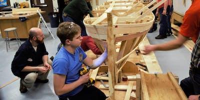 2020 Boat Building Workshop