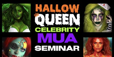 HallowQueen Celebrity Makeup Artist  Seminar