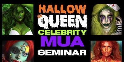 HallowQueen Celebrity Makeup Artist  Seminar