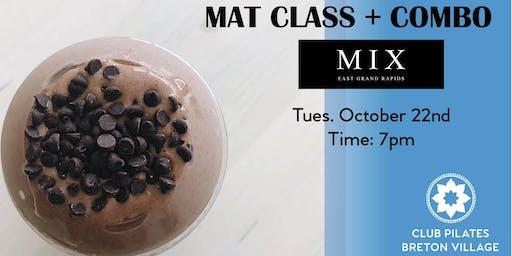 MIX Mat Class