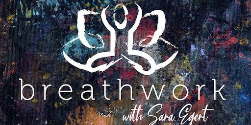Sacred Conscious Breathe with Sara at Temple Yoga - DeKalb, IL - 10/16