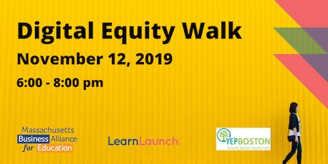 Digital Equity Walk at LearnLaunch tickets