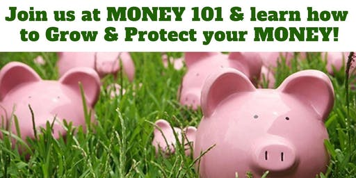 Money 101 - How Money Works - Free Dinner Workshop Bothell, WA