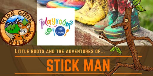 Little Boots and The Adventures of Stick Man with Kids Gone Wild