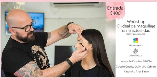 Workshop: Ideal del maquillaje en la actualidad
