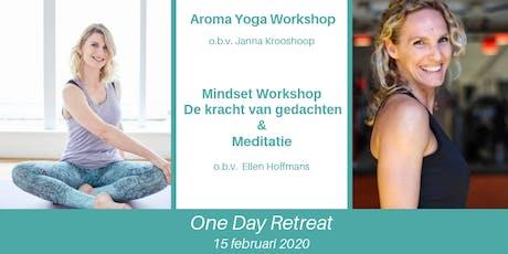 Aroma Yoga, Mindset & Meditatie Retreat tickets