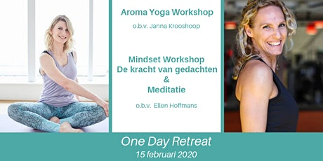 Aroma Yoga, Mindset & Meditatie Retreat tickets