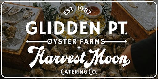 Glidden Point Oyster Farms + Harvest Moon - Autumn Cocktail Party