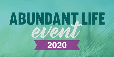 Abundant Life Event 2020 tickets