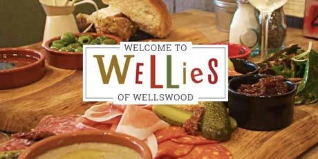 Business Brunch at Wellies of Wellswood, Torquay tickets