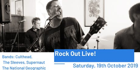 Rock Out Live! tickets