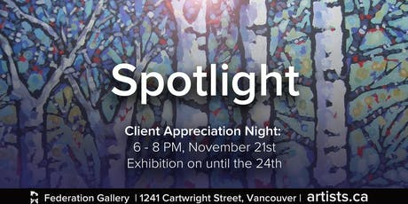 Spotlight: Art Appreciator Night tickets