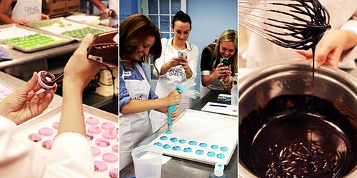Macaron 101: Macaron Making Class - Sunday, January 5th 11:00 AM