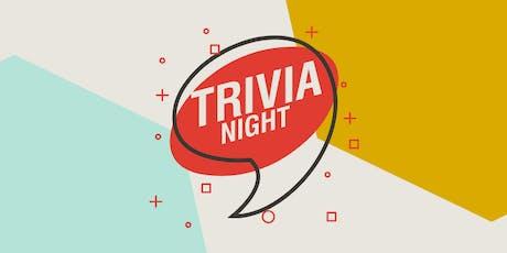 Trivia Thursday's at Union Teller Bar tickets
