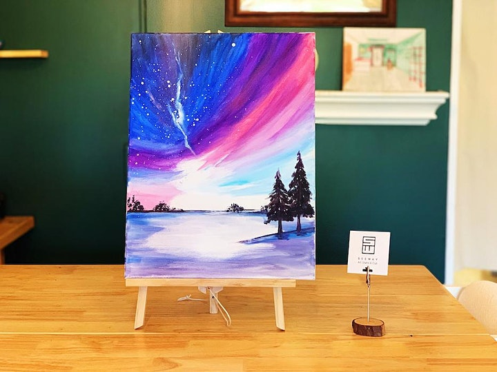 Things To Do Paint Sip Event Aurora Tickets Sat Jan 4
