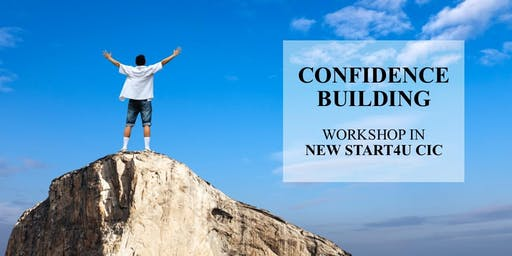 Confidence Building Workshop (Tue, 15 Oct 2019; 10:00AM-2:00PM; in English)