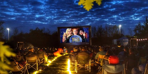 Hocus Pocus on Outdoor Cinema in Birmingham