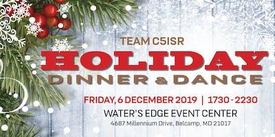Team C5ISR Holiday Dinner & Dance