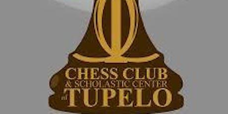 Tupelo City Chess Championship tickets
