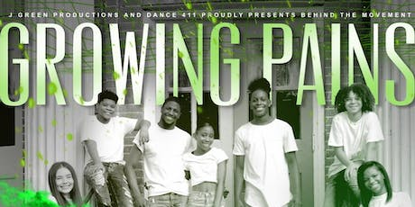 "Behind The Movement: ""Growing Pains"" (Benefit Show) tickets"
