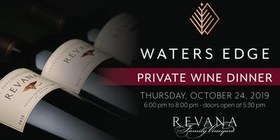 Revana Private Wine Dinner