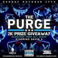 The Purge @barCode