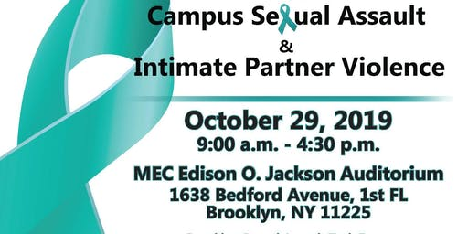 2019- Campus Sexual Assault & Intimate Partner Violence Symposium