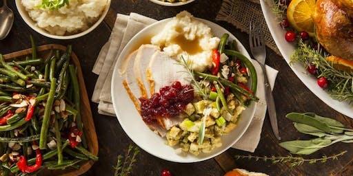 Adult Cooking Class: Talking Turkey