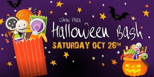 Citrus Plaza Halloween Bash