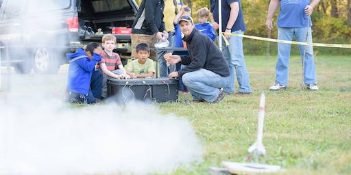 Rocket Launch/Fall Campout