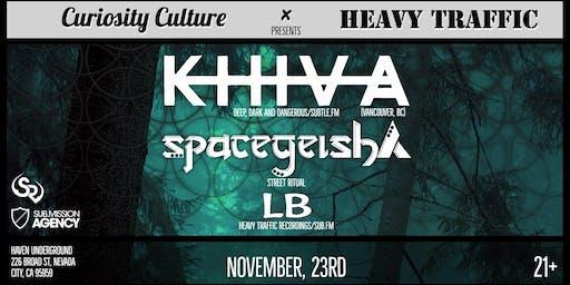 Khiva ~ spacegeishA ~ LB