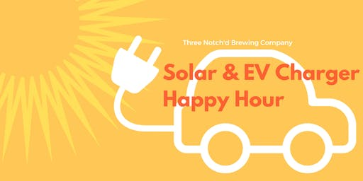 Richmond Solar and EV Charger Co-op Happy Hour