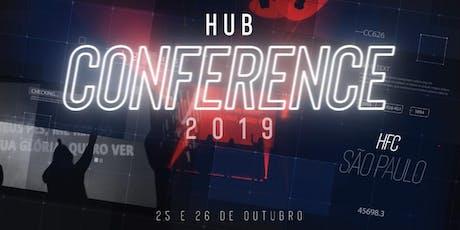 HUB Conference - 2019 ingressos