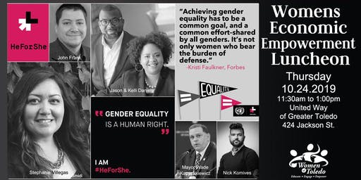 Women Economic Empowerment IV:HeforShe